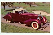 1934 Packard V12 Boattail Speedster (autoB#764*2