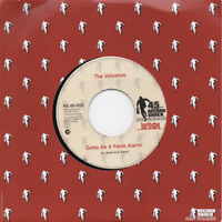 "THE VOLCANOS Gotta Be A False Alarm  - Northern Soul 45 (Record Shack) 7"" Vinyl"