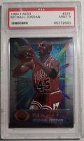 Michael Jordan 1994-95 Topps Finest #331 PSA 9 Chicago Bulls! The GOAT! 🚀🚀