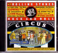 CD . ROLLING STONES Rock and Roll Circus (Jethro Tull John Lennon The Who mkmbh