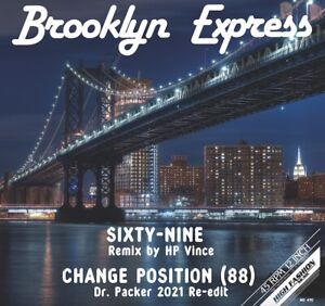Brooklyn Express – Sixty-Nine / Change Position (88) new 12″    Dr. Packer