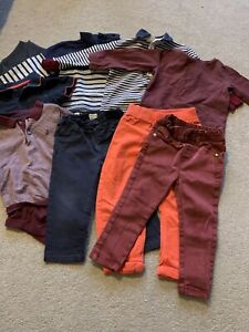 Mamas & Papas/M&S Baby Boy Bundle Size 18-24 Months