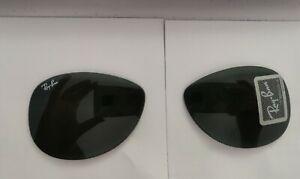 Ray Ban RB 8301 56  Grün Original Ersatz Brillengläser Mineral Gläser