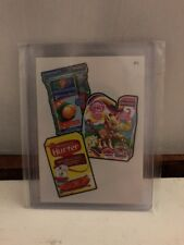 TOPPS WACKY PACKAGES ONS 11 PROMO CARD PHILLY NON-SPORT SHOW 2013