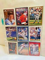Cal Ripken Jr. ⚾ SUPER LOT A⚾ with (9) Baltimore Orioles MLB baseball cards