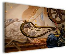 Quadri famosi Salvador Dali' vol XVI Stampa su tela arredo moderno arte design