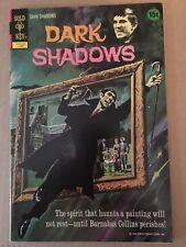 Dark Shadows #14 Gold Key Comic Book Barnabus Collins 1972 Condition Vf 8.0
