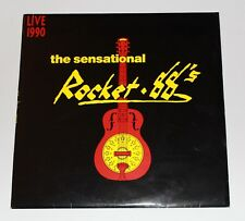 1990 The Sensational Rocket 88's Live 1990 Viper Lounge Richmond Oz Vinyl Rare