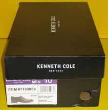 Kenneth Cole Slip on Shoe - Black - Size10 - NEW