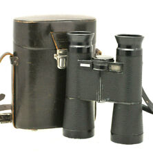 Carl Zeiss Dialyt 10x40 B Binoculars Leather Case West Germany - Great condition