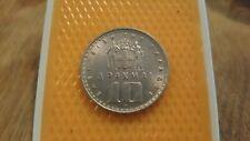 Greece 1959 - 10 Drachmai coin.