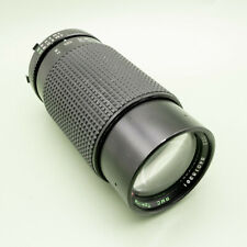 Tokina RMC 80-200mm f/4 with Minolta MD Mount - Working Lens but See Details