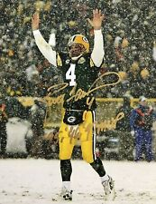 Brett Favre Autographed Signed 8x10 Photo ( HOF Packers ) REPRINT