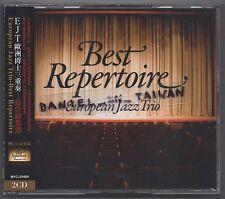 European Jazz Trio: Best Repertoire (2012) 2CD OBI TAIWAN