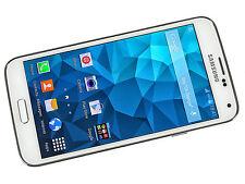 Samsung Galaxy S5 SM-G900F 16GB New (Unlocked) Smartphone White Color 4G
