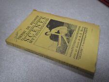 HENRI DE REGNIER SCENES MYTHOLOGIQUES AE MARTY 1924 *