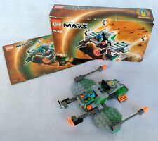 LEGO LIFE ON MARS 7311 Red Planet Cruiser/ Space/ 100% Complete Box Instruction