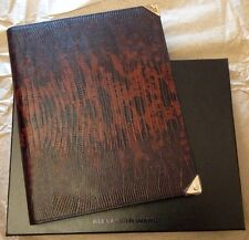 ALEXANDER WANG Prisma iPad Tablet Case Pouch Leather Portfolio NWT