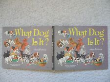 What Dog Is It~Anna Pistorius~1968 1st~Setter~Spaniel~Mastif f~Retriever~Whippet~