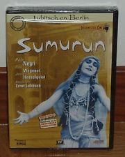 SUMURUN DVD NUEVO PRECINTADO CINE MUDO CLASICO ORIGENES DEL CINE (SIN ABRIR) R2
