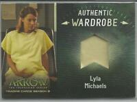ARROW TV Series Season 3 Lyla Michaels Wardrobe Trading Card  #M22 FREE S/H