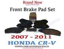 Genuine OEM Honda CR-V Front Brake Pad Set 2007-2011 (45022-SHJ-415)