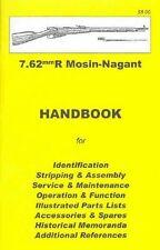 7 62mmr Mosin Nagant Handbook by Skennerton Riling Author