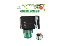 Large Mixer Tap Connector - Connect Garden Hose To Inside Kitchin Tap