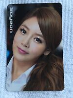 Official Kpop T-ARA Sexy Love Soyeon Photocard