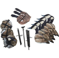 Montana Decoy Co Canada Goose Silhouette and 3D Combo Set 12 Pack