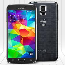 "Samsung Galaxy S5 G900V GSM & CDMA Unlocked 4G LTE 16MP 5.1"" HD Verizon Phone"
