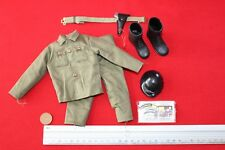 ACTION MAN 40th TALKING COMMADER  SHIRT, TROUSERS & ACCESSORIES CB31517