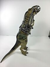 Vintage,1996 Jurassic Park The Lost World, Trasher T-Rex,Complete w/ Accessories