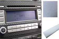 Couverture Design Protection Kit Aluminium Brossé Argent Prime Intérieur Coupez
