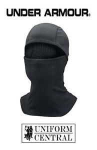 NEW Under Armour UA Coldgear Infrared Tactical Hood Balaclava - Police - 1283116