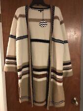 Staccato Womens Cardigan Sweater Size Medium Nwt
