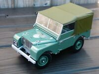 Minichamps 1:18 '48 Land Rover SWB Green Detailed Toy Model Car Off Road 4x4 R01