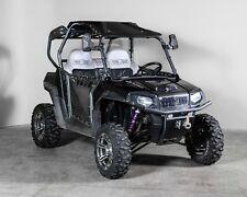 """Polaris RZR 570/800/900 Full UTV Windshield 3/16"""" - Models 2014 & older"""