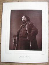 DANIEL VIERGE cliché photoglyptie de MULNIER Galerie Contemporaine 1880