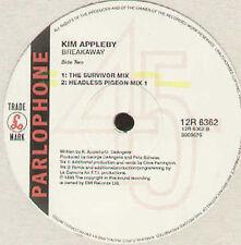 KIM APPLEBY - Breakaway - Parlophone