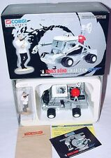 Corgi Toys 1:32 JAMES BOND 007 COLLECTION MOON SURFACE BUGGY + Fig. 65201 MIB`97
