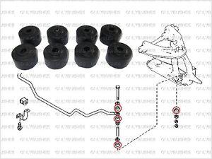 FRONT DROP LINKS BUSHES - MAZDA E1800/E2000/E2200