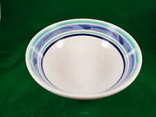 """12"""" Serving Bowl Made for Roma, Inc, Hand Painted, VGC"""