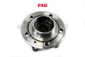 New! Volvo S60 FAG Front Wheel Bearing and Hub Assembly 801842D 31329980