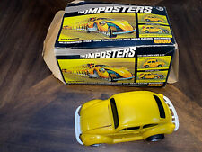 1972 Aurora IMPOSTERS VW Bug With BOX Volkswagen Toy Dragster Race Car