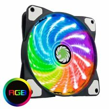 Game Max Storm Force RGB Ring Fan 16.8 Million Colours ,15 x RGB LED's