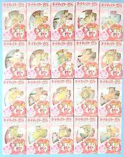 VERY RARE Unopened CLAMP CARDCAPTOR SAKURA Pin 20 Complete piece Box set japan