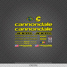 "<ne translation=""$num"" entity=""0639"">$num</ne> yellow cannondale jekyll bicycle stickers-decals-transfers"