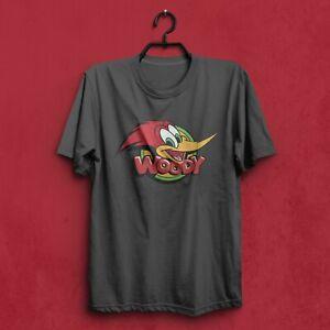 Woody Woodpecker T-shirt Retro Classic Cartoon