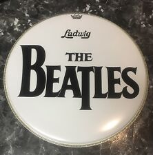 The Beatles 16 Inch Reproduction Bass Drum Head